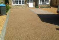 Resin Bonded Driveways Patios and Pathways